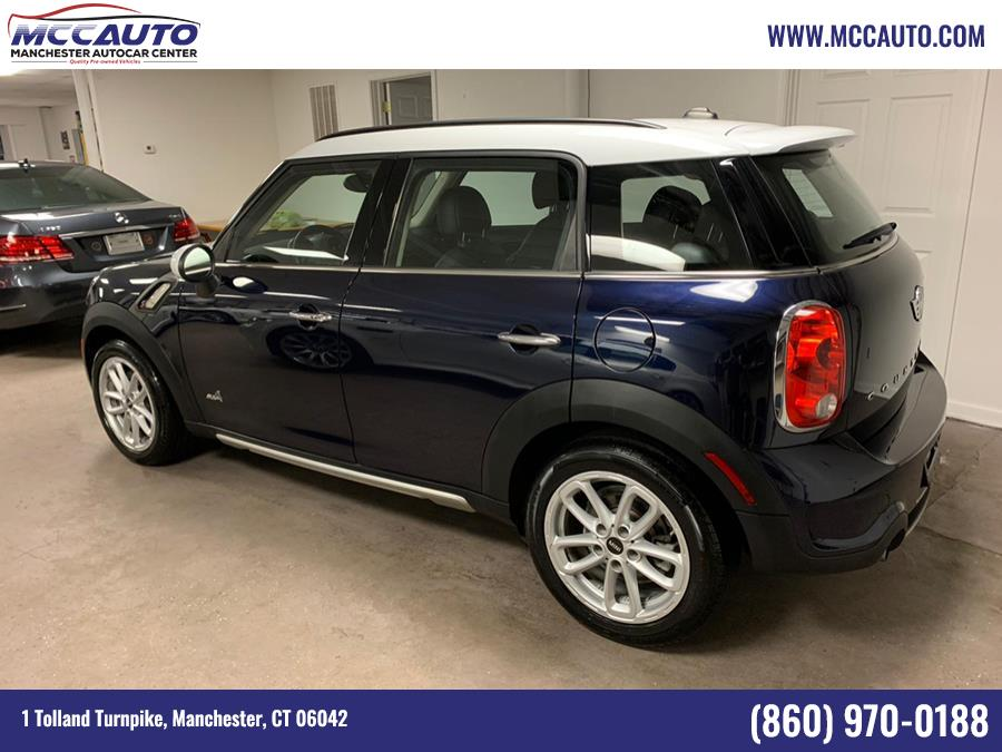 Used MINI Cooper Countryman ALL4 4dr S 2016 | Manchester Autocar Center. Manchester, Connecticut