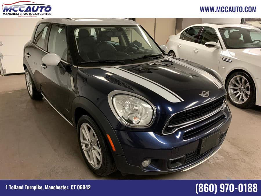 Used 2016 MINI Cooper Countryman in Manchester, Connecticut | Manchester Autocar Center. Manchester, Connecticut