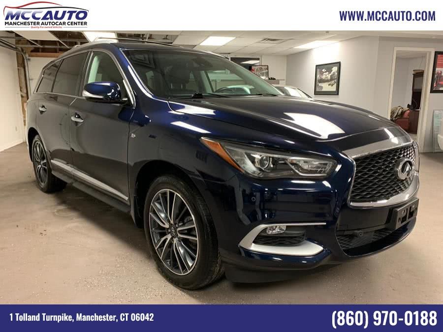 Used Infiniti QX60 AWD 4dr 2016 | Manchester Autocar Center. Manchester, Connecticut