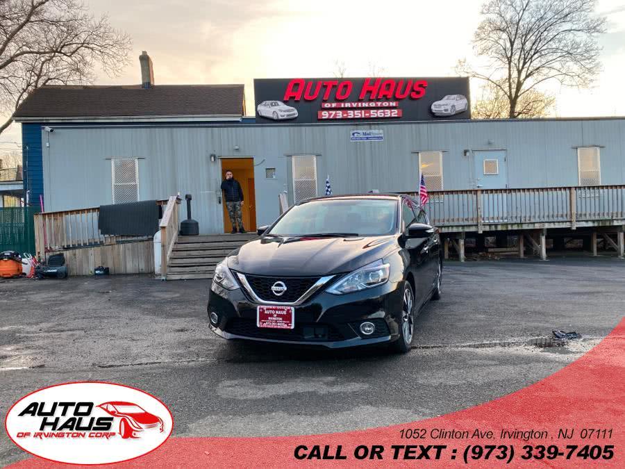 2019 Nissan Sentra SR CVT photo