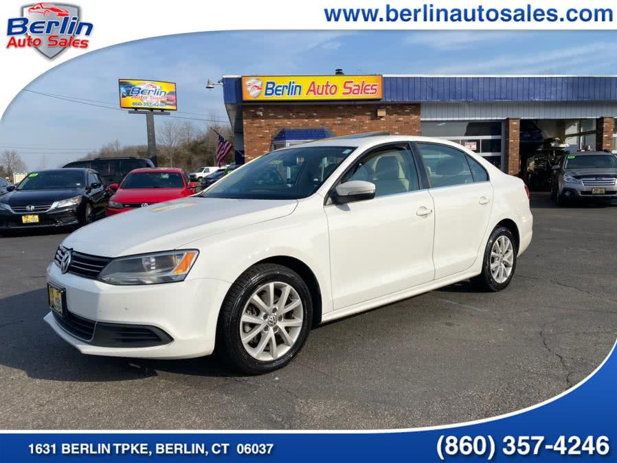Used 2013 Volkswagen Jetta Sedan in Berlin, Connecticut | Berlin Auto Sales LLC. Berlin, Connecticut