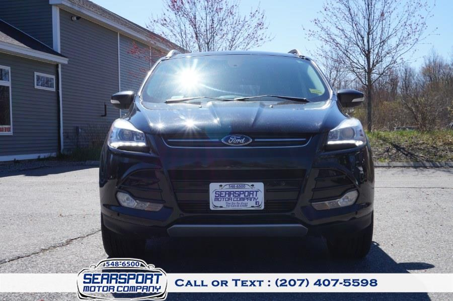 Used Ford Escape 4WD 4dr Titanium 2015   Rockland Motor Company. Rockland, Maine