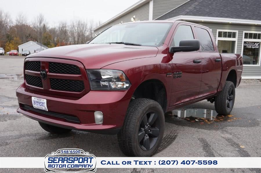 Used 2018 Ram 1500 in Rockland, Maine | Rockland Motor Company. Rockland, Maine