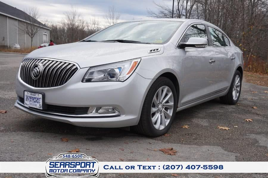 Used 2016 Buick LaCrosse in Rockland, Maine | Rockland Motor Company. Rockland, Maine