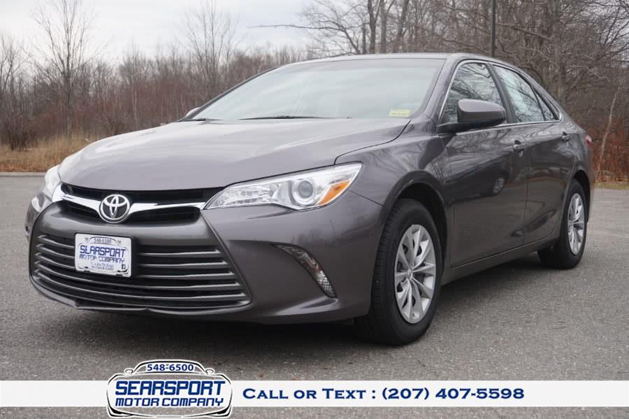 Used 2016 Toyota Camry in Searsport, Maine | Searsport Motor Company. Searsport, Maine