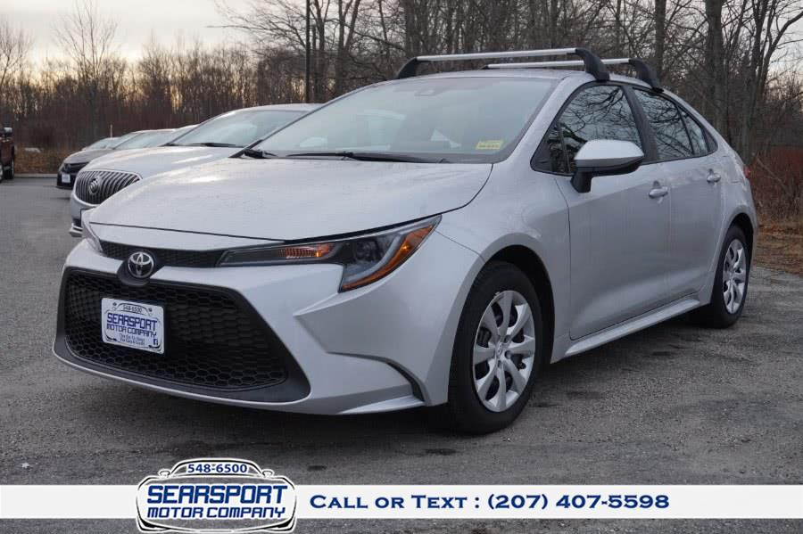 Used 2020 Toyota Corolla in Rockland, Maine | Rockland Motor Company. Rockland, Maine