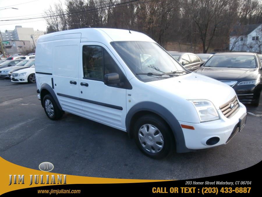 "Used Ford Transit Connect 114.6"" XLT w/rear door privacy glass 2012 