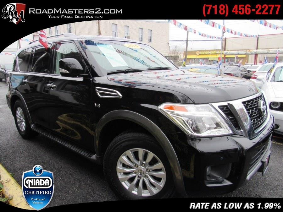 Used 2019 Nissan Armada in Middle Village, New York | Road Masters II INC. Middle Village, New York