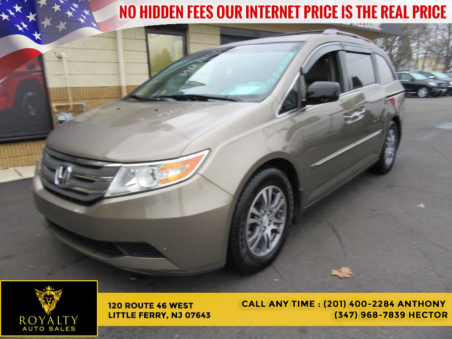 Used 2012 Honda Odyssey in Little Ferry, New Jersey | Royalty Auto Sales. Little Ferry, New Jersey