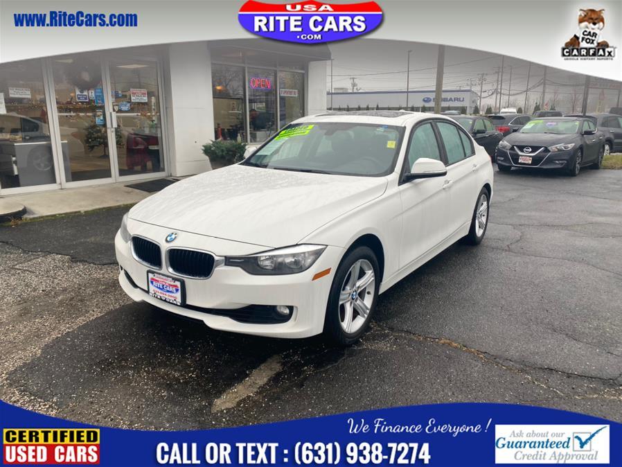 Used 2013 BMW 3 Series in Lindenhurst, New York | Rite Cars, Inc. Lindenhurst, New York