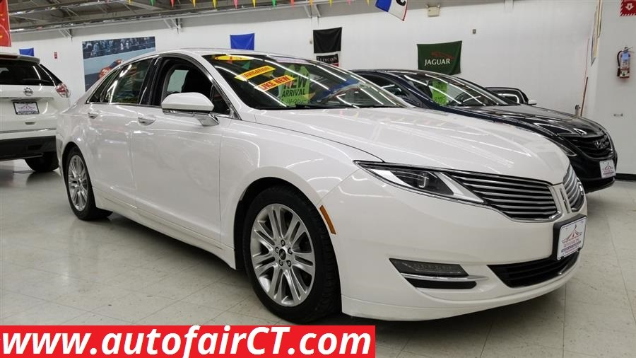 Used Lincoln MKZ 4dr Sdn FWD 2015