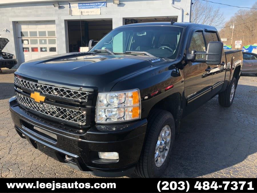"Used Chevrolet Silverado 2500HD 4WD Crew Cab 153.7"" LT 2012 | LeeJ's Auto Sales & Service. North Branford, Connecticut"