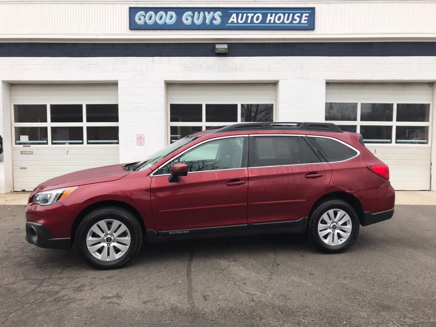 Used 2015 Subaru Outback in Southington, Connecticut | Good Guys Auto House. Southington, Connecticut