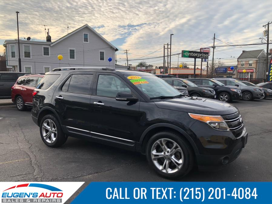Used 2013 Ford Explorer in Philadelphia, Pennsylvania | Eugen's Auto Sales & Repairs. Philadelphia, Pennsylvania