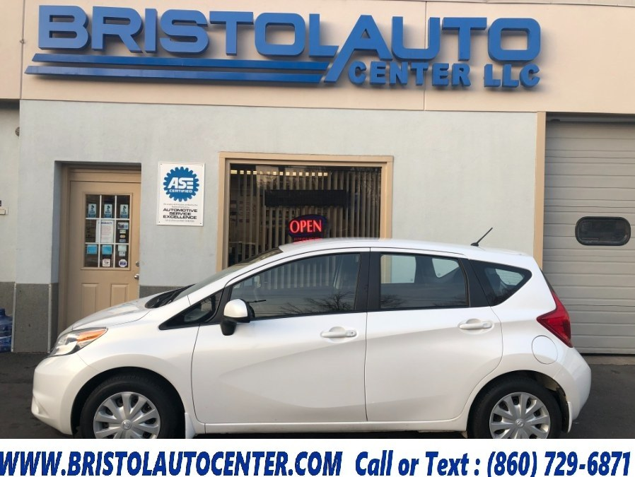Used 2014 Nissan Versa Note in Bristol, Connecticut | Bristol Auto Center LLC. Bristol, Connecticut