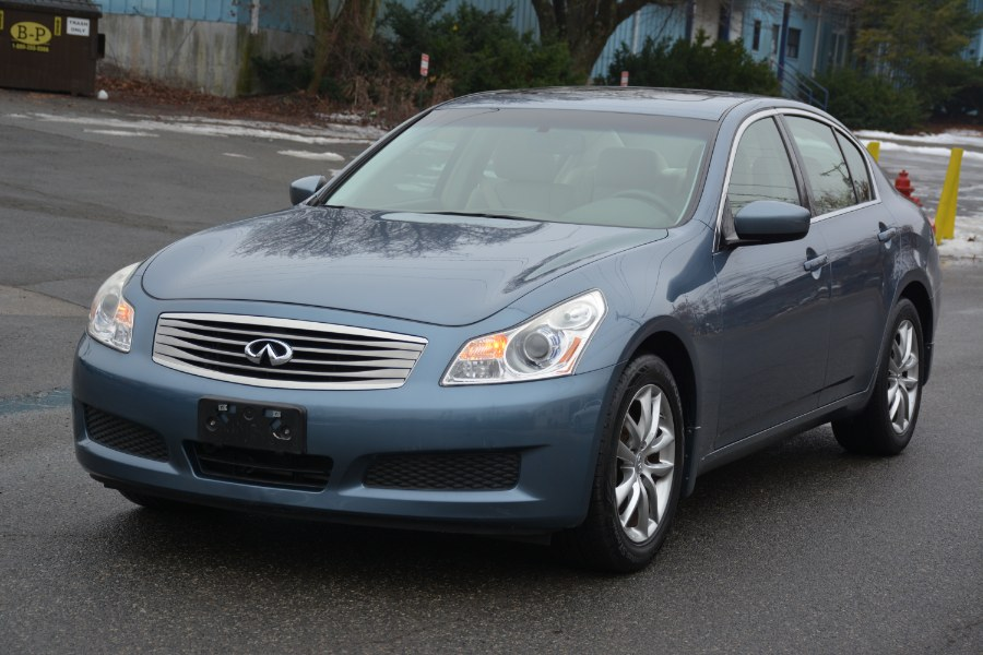 Used Infiniti G37 Sedan 4dr x AWD 2009 | New Beginning Auto Service Inc . Ashland , Massachusetts