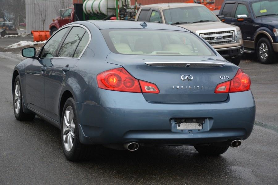 Used Infiniti G37 Sedan 4dr x AWD 2009 | New Beginning Auto Service Inc . Ashland , Massachusetts
