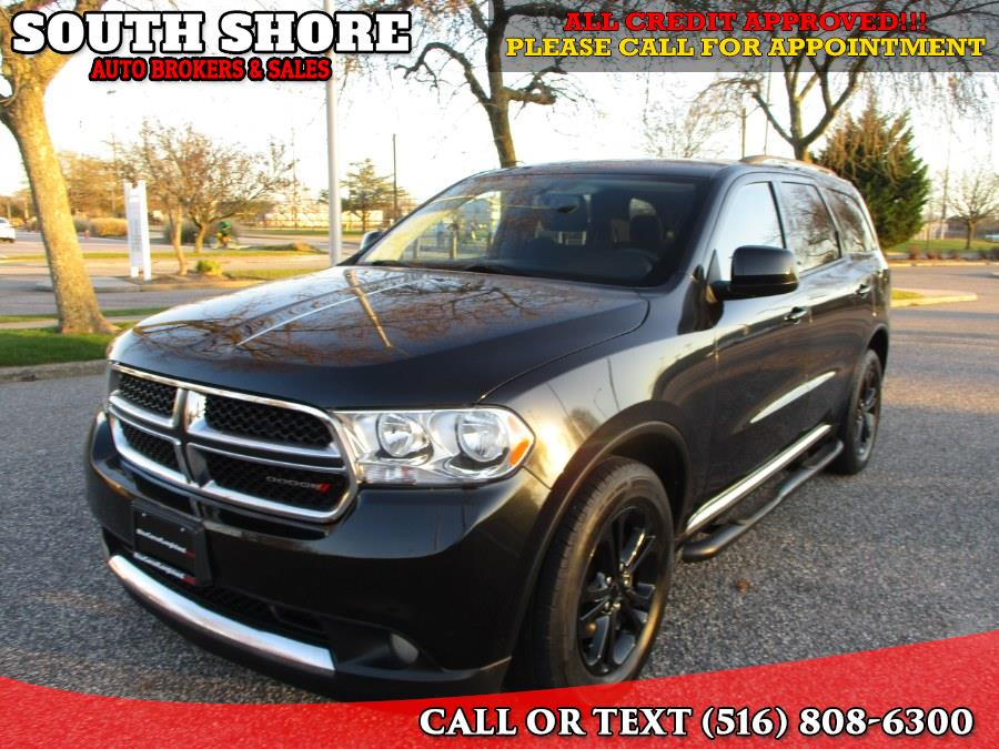 2013 Dodge Durango AWD 4dr SXT, available for sale in Massapequa, NY