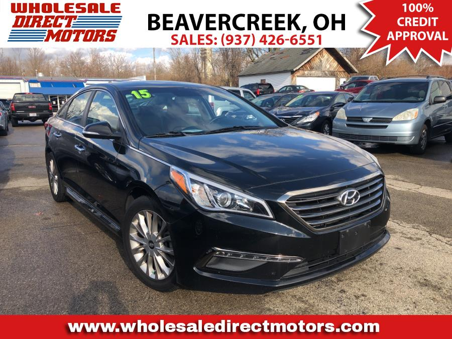 Used 2015 Hyundai Sonata in Beavercreek, Ohio | Wholesale Direct Motors. Beavercreek, Ohio