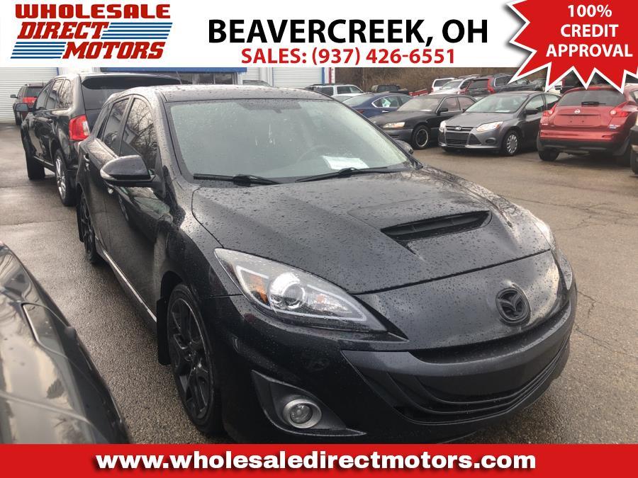 Used Mazda Mazda3 5dr HB Man Mazdaspeed3 Sport 2011 | Wholesale Direct Motors. Beavercreek, Ohio