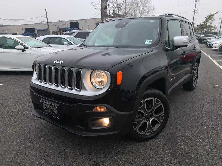 Used Jeep Renegade Limited 4x4 2018 | European Auto Expo. Lodi, New Jersey