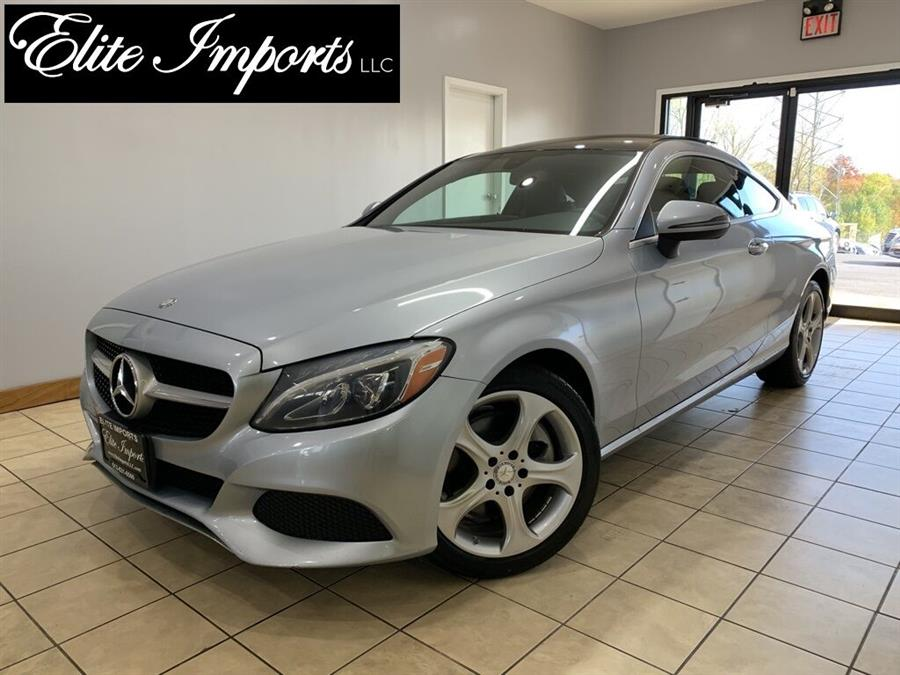 2017 Mercedes-Benz C-Class C 300 4MATIC AWD 2dr Coupe photo