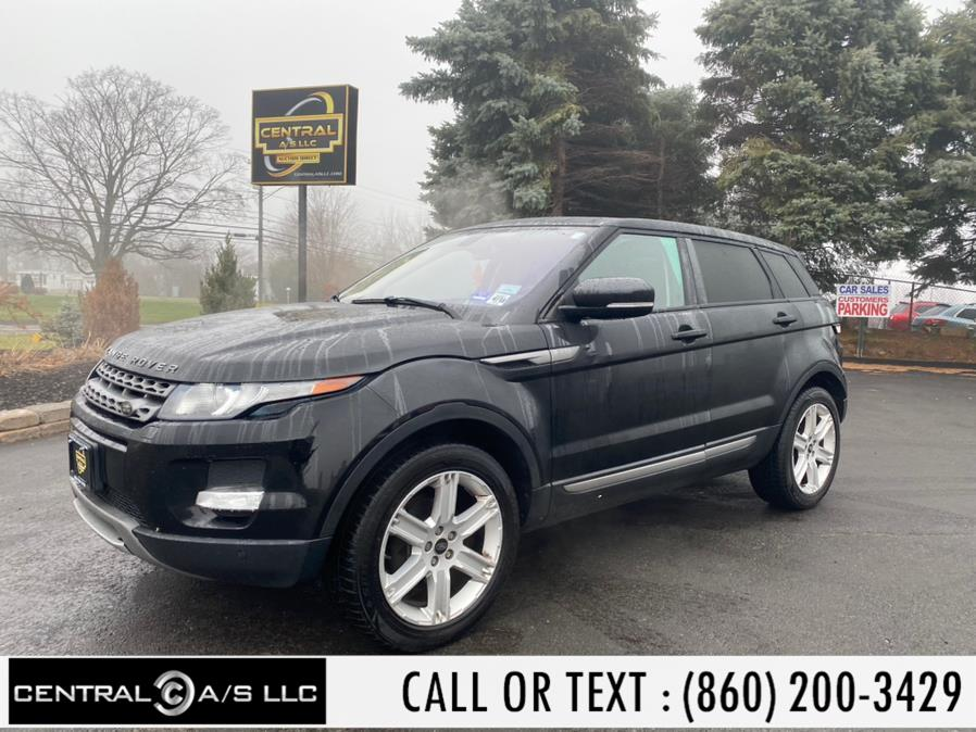 Used 2013 Land Rover Range Rover Evoque in East Windsor, Connecticut | Central A/S LLC. East Windsor, Connecticut