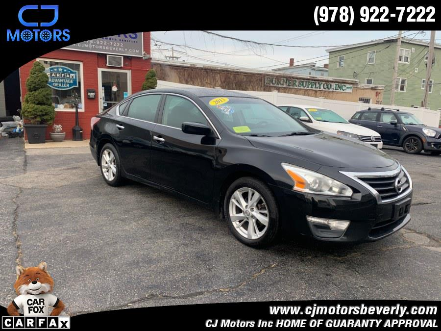 Used 2013 Nissan Altima in Beverly, Massachusetts | CJ Motors Inc. Beverly, Massachusetts