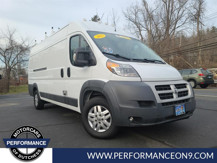Used 2015 Ram ProMaster Cargo Van in Wappingers Falls, New York | Performance Motorcars Inc. Wappingers Falls, New York