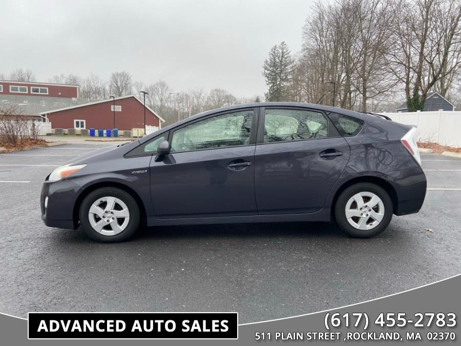 Used Toyota Prius 5dr HB II (Natl) 2010 | Advanced Auto Sales. Rockland, Massachusetts