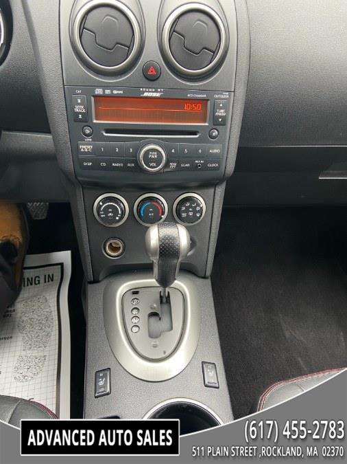 Used Nissan Rogue AWD 4dr SL 2008 | Advanced Auto Sales. Rockland, Massachusetts