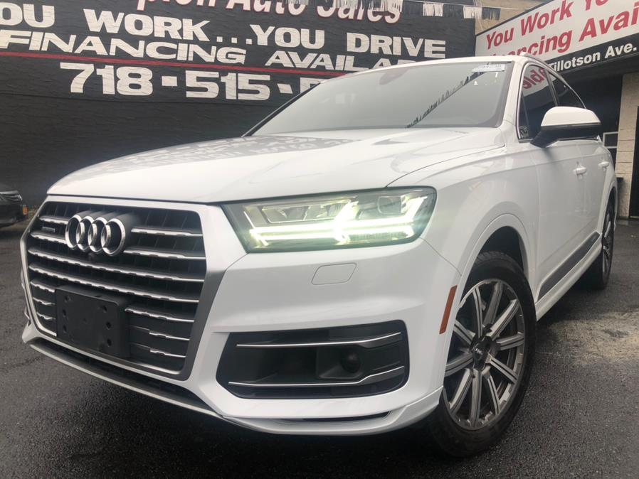 Used 2017 Audi Q7 in Bronx, New York | Champion Auto Sales Of The Bronx. Bronx, New York