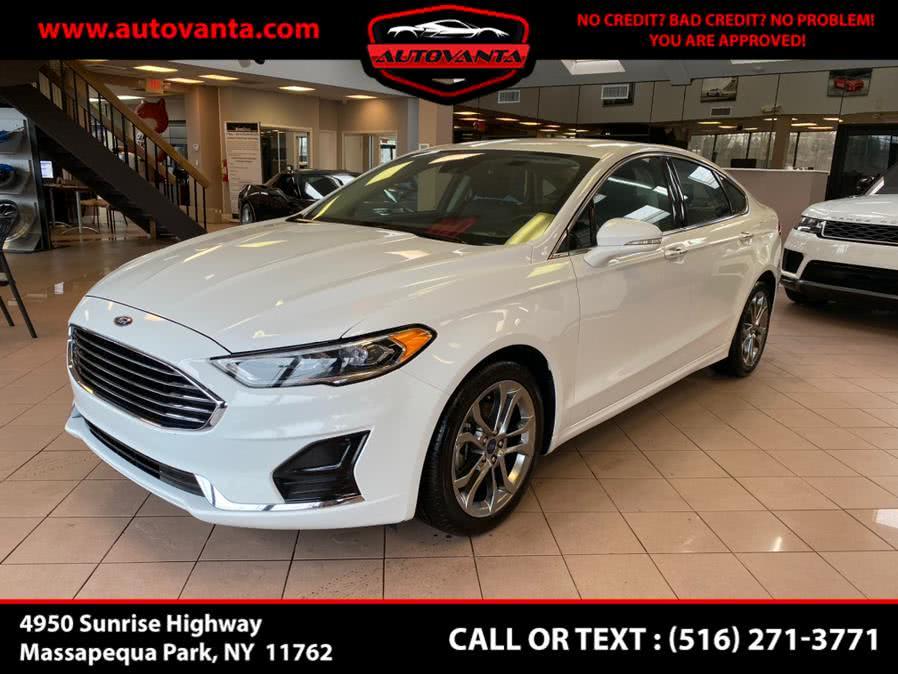 Used Ford Fusion SEL FWD 2019 | Autovanta. Massapequa Park, New York