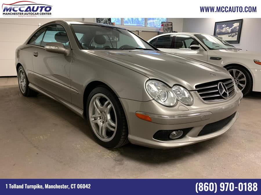 Used 2004 Mercedes-Benz CLK-Class in Manchester, Connecticut | Manchester Autocar Center. Manchester, Connecticut