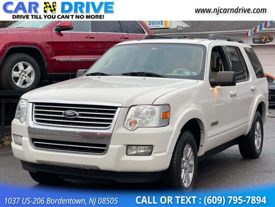 Used Ford Explorer XLT 4.0L 4WD 2008 | Car N Drive. Bordentown, New Jersey