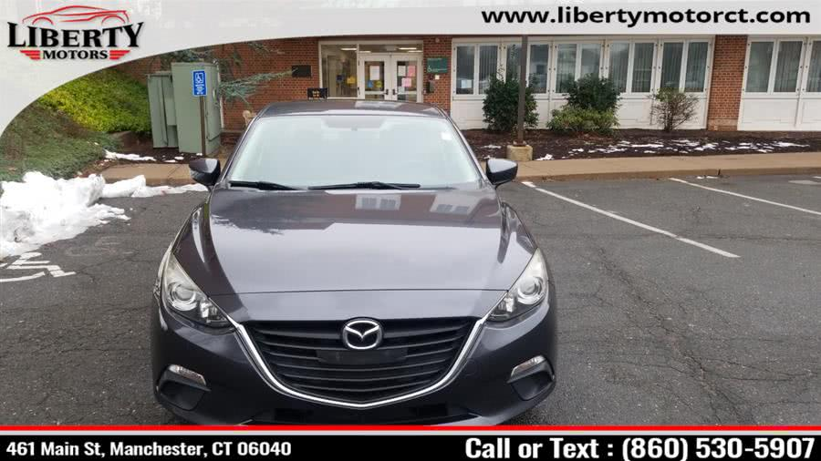 Used 2014 Mazda Mazda3 in Manchester, Connecticut | Liberty Motors. Manchester, Connecticut