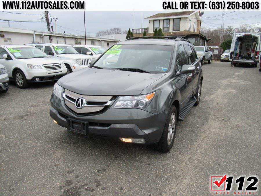 Used Acura MDX 4WD 4dr Tech/Entertainment Pkg 2007 | 112 Auto Sales. Patchogue, New York