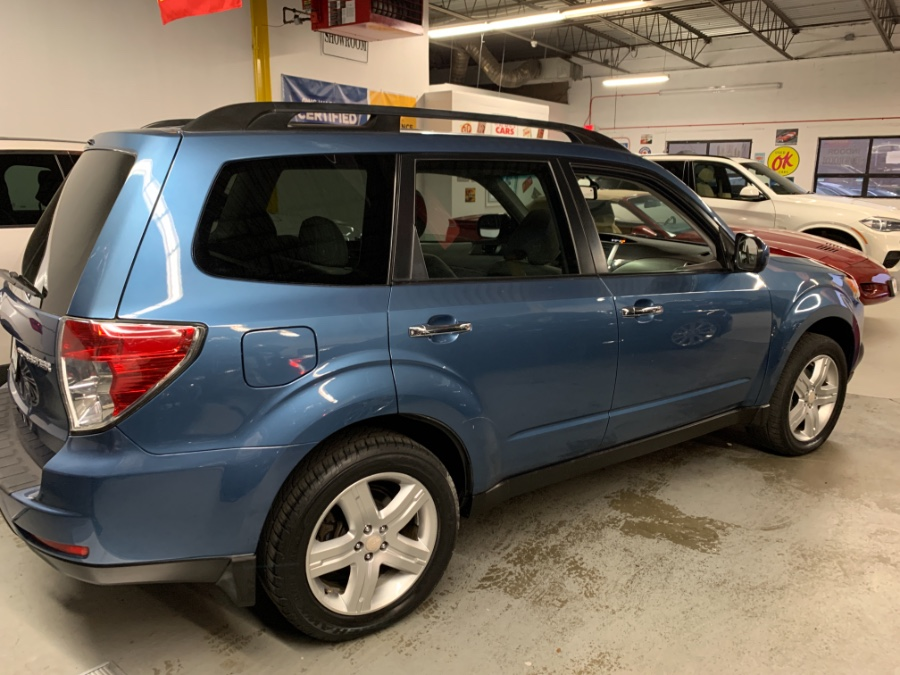 Used Subaru Forester 4dr Auto X w/Premium Pkg 2009 | MP Motors Inc. West Babylon , New York