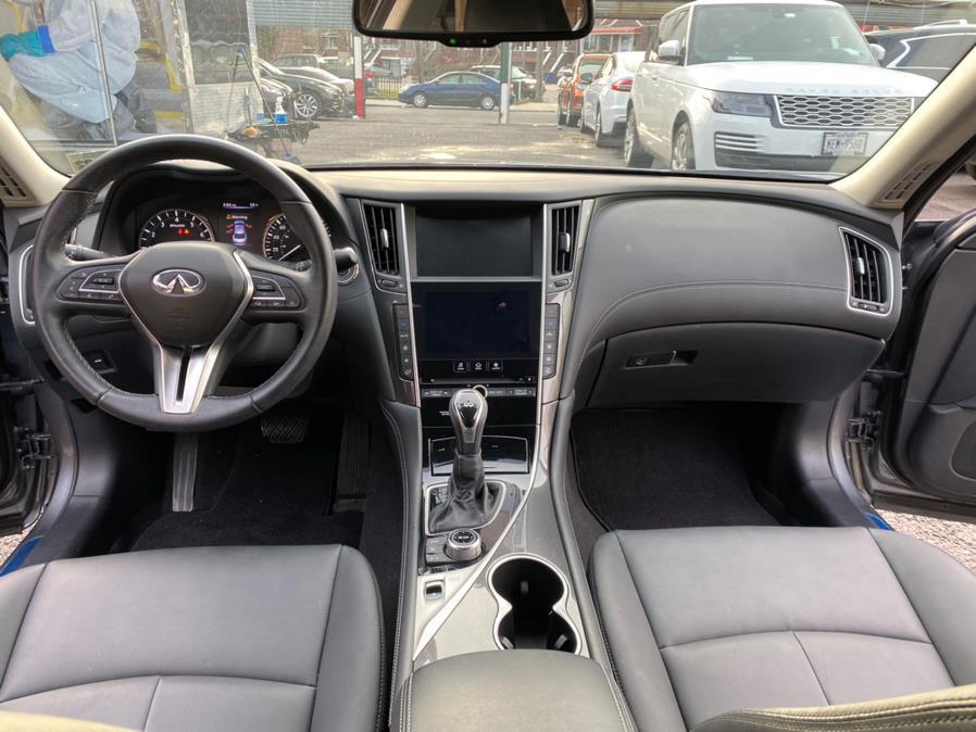 Used INFINITI Q50 2.0t LUXE AWD 2018 | E Cars . Brooklyn, New York