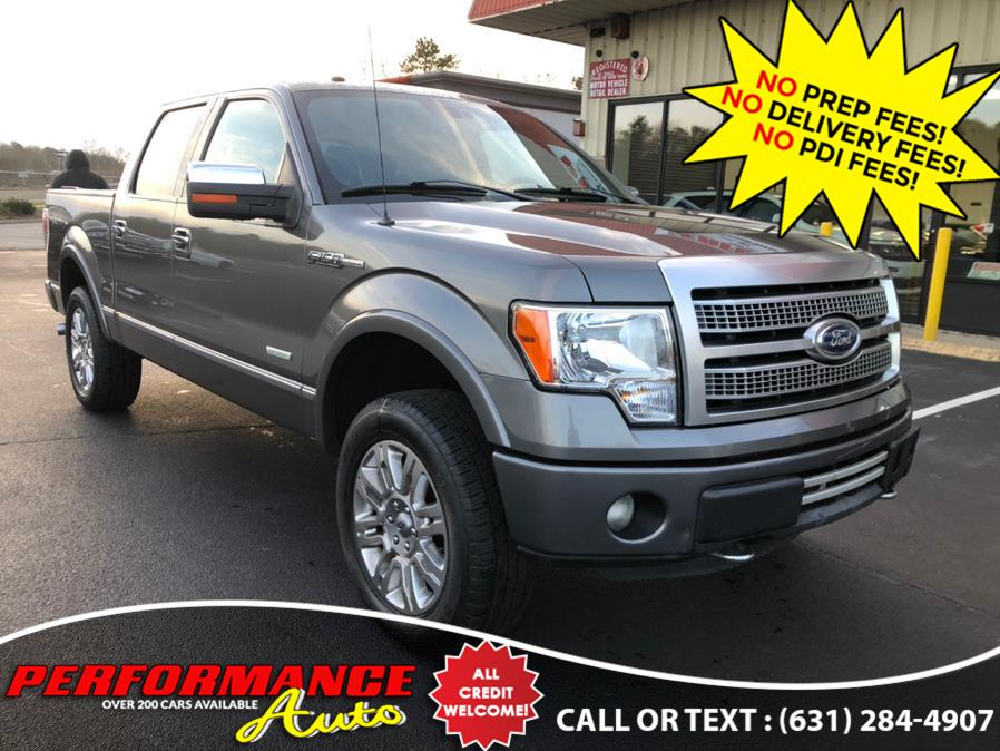 Used 2011 Ford F-150 in Bohemia, New York | Performance Auto Inc. Bohemia, New York