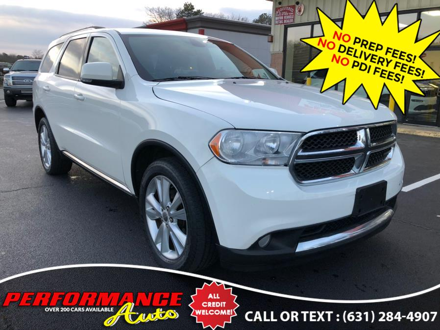 Used 2012 Dodge Durango in Bohemia, New York | Performance Auto Inc. Bohemia, New York