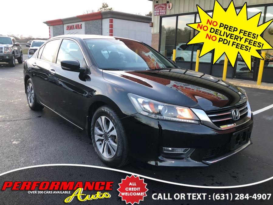 Used 2013 Honda Accord Sdn in Bohemia, New York | Performance Auto Inc. Bohemia, New York