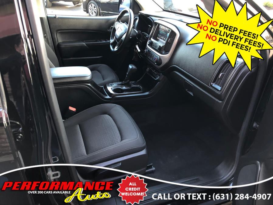 "Used GMC Canyon 4WD Crew Cab 128.3"" SLE 2018 | Performance Auto Inc. Bohemia, New York"