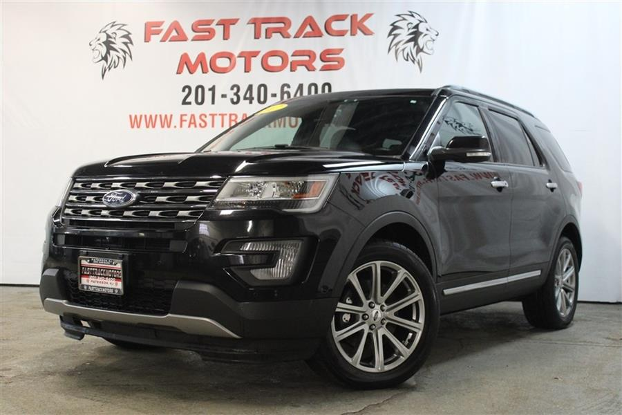 Used 2017 Ford Explorer in Paterson, New Jersey | Fast Track Motors. Paterson, New Jersey