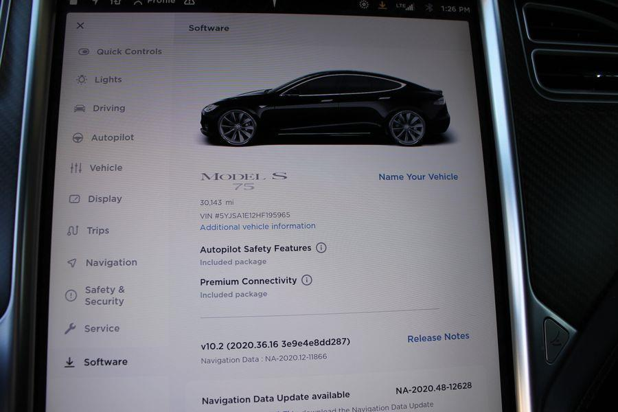 Used Tesla Model s 75 Sedan 4D 2017 | Ideal Motors. Costa Mesa, California