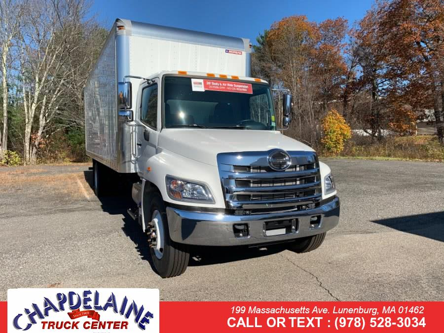 Used 2020 Hino 268A in Lunenburg, Massachusetts | Chapdelaine Truck Center Inc.. Lunenburg, Massachusetts