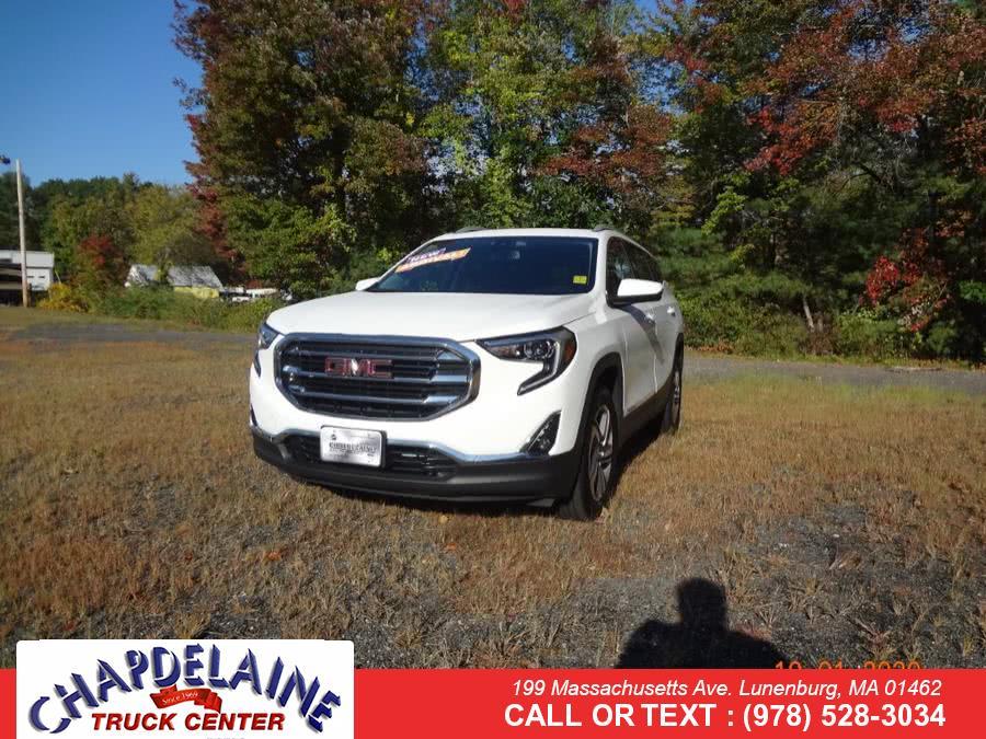 Used GMC Terrain AWD 4dr SLT 2020 | Chapdelaine Truck Center Inc.. Lunenburg, Massachusetts