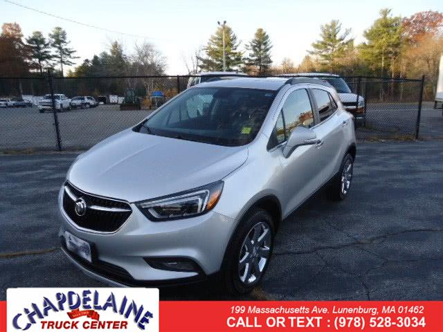 Used Buick Encore AWD 4dr Essence 2017 | Chapdelaine Truck Center Inc.. Lunenburg, Massachusetts