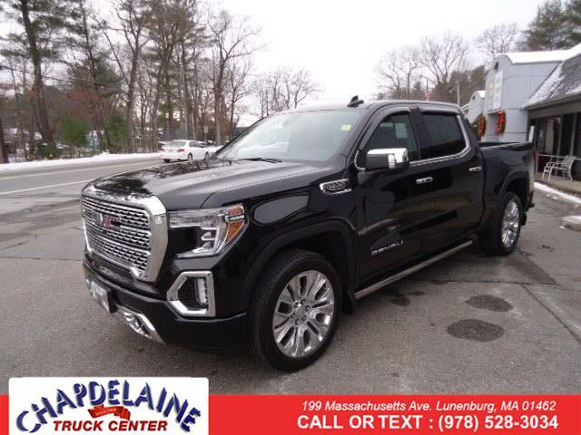 Used 2020 GMC Sierra 1500 in Lunenburg, Massachusetts | Chapdelaine Truck Center Inc.. Lunenburg, Massachusetts