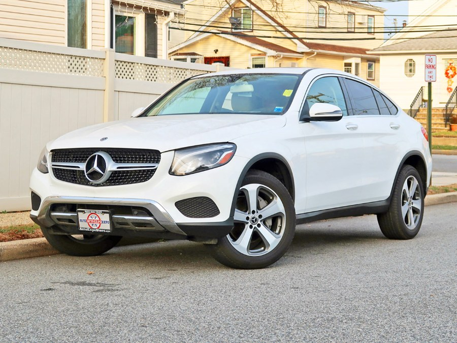 Used Mercedes-benz Glc GLC 300 Coupe 2018   Auto Expo Ent Inc.. Great Neck, New York